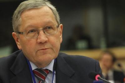 Regling (ESΜ): Κάθε χώρα θα μπορεί να λάβει το ισόποσο του 2% του ΑΕΠ