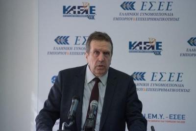 Καρανίκας (ΕΣΕΕ): Θα πρέπει να διευρυνθεί η κλίμακα για το ακατάσχετο των επιχειρήσεων