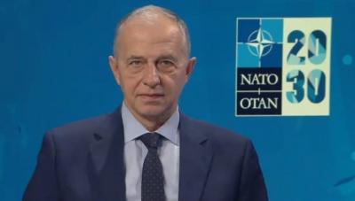 Geoana (ΓΓ ΝΑΤΟ): Η Ελλάδα αποτελεί σημαντικό σύμμαχο και παράγοντα σταθερότητας στην Μεσόγειο και την Ευρώπη