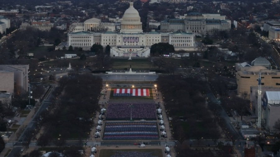 Ο J. Biden oρκίζεται αύριο 20/1 46ος πρόεδρος των ΗΠΑ
