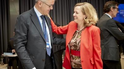 To Eurogroup κρούει τον κώδωνα του κινδύνου στην Ισπανία για το έλλειμμα – Δυσφορία για τις αυξήσεις στις συντάξεις