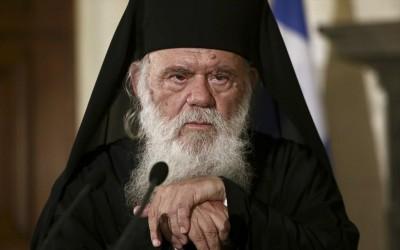 Θετικός στον κορωνοϊό ο Αρχιεπίσκοπος Ιερώνυμος, σταθερή η κατάστασή του - Πέτσας: Δεν μπαίνει σε καραντίνα ο Μητσοτάκης