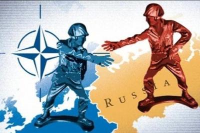 Το ΝΑΤΟ καταλαμβάνει την Ανατολική Ευρώπη για να «ανακόψει» τη ρωσική επέλαση