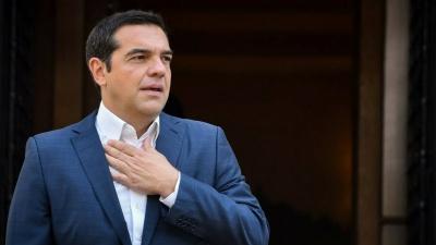 Στα Σκόπια την Τρίτη (1/10) ο Τσίπρας - Θα μιλήσει σε ημερίδα του Economist για τη Συμφωνία των Πρεσπών