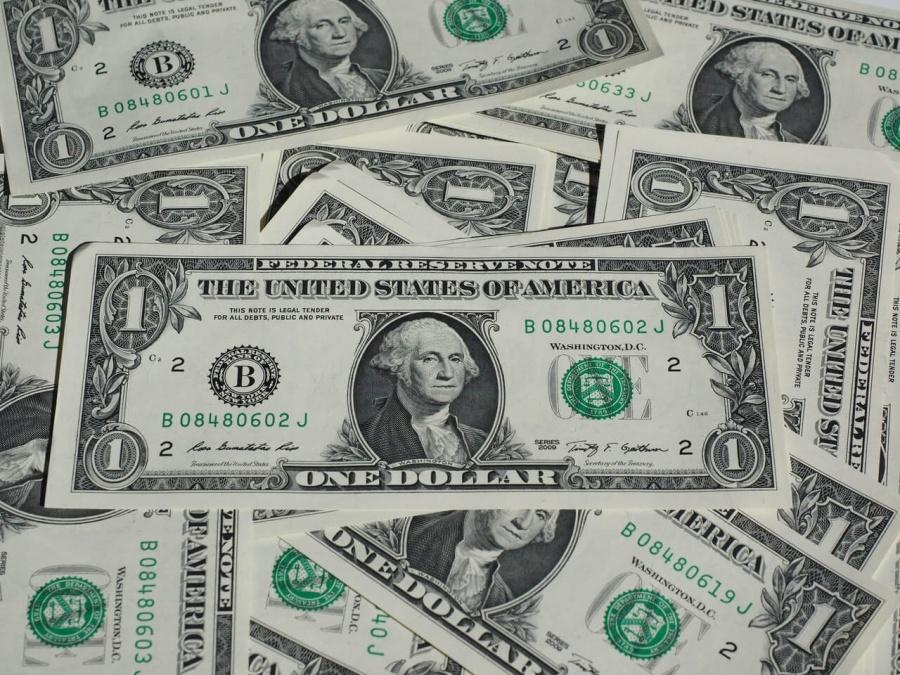Νέα πτώση για το δολάριο ΗΠΑ, εν μέσω αυξημένης γεωπολιτικής έντασης