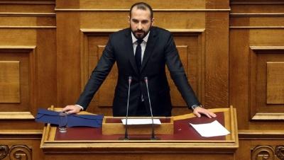 Τζανακόπουλος: Μέσα σε λίγους μήνες η κυβέρνηση Μητσοτάκη υποβάθμισε τη διεθνή θέση της Ελλάδας