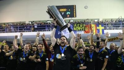 AEK – Χάντμπολ: Στο EHF European League τη νέα σεζόν!