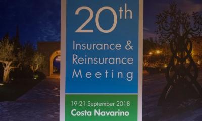 Costa Navarino: 20η Συνάντηση Ασφαλιστών & Αντασφαλιστών