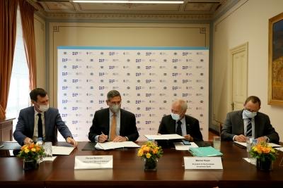 Συνεργασία ΕΤΕπ - ΕΤαΕ για χορηγήσεις άνω του 1 δισ. σε ελληνικές επιχειρήσεις που έχουν πληγεί από τον COVID-19