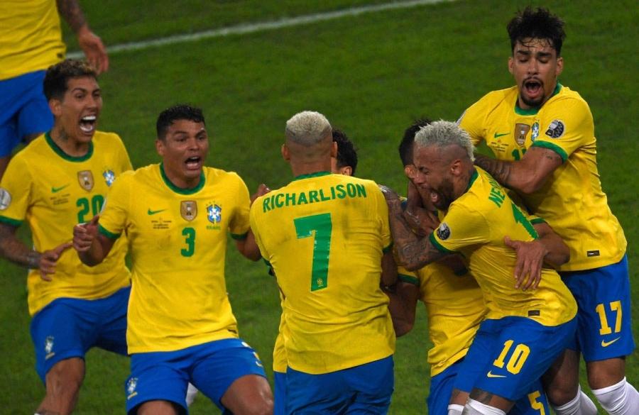Copa America: Η Βραζιλία «εκτέλεσε» στο τέλος την Κολομβία και πέρασε στους