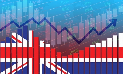 Ανάπτυξη 1,3% για τη Βρετανία το δ' τρίμηνο του 2020