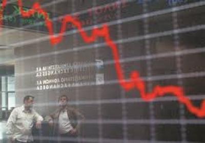 Λίγο μετά το κλείσιμο του ΧΑ – Δυνατή υποχώρηση με νέες πιέσεις στις τράπεζες