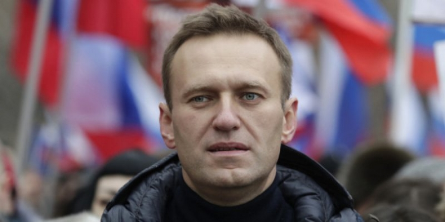 Navalny μετά την απόφαση φυλάκισης του: Βγείτε στους δρόμους για διαμαρτυρία, μην φοβάστε