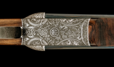 Beretta 486 by Marc Newson - Βιομηχανικό προϊόν ή μοναδικό αντικείμενο;