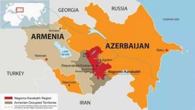 Μετ΄ εμποδίων η εκεχειρία στο Nagorno Karabakh – Βομβαρδισμός με 7 νεκρούς στο Αζερμπαϊτζάν, νέα τουρκική παρέμβαση κατά της Αρμενίας