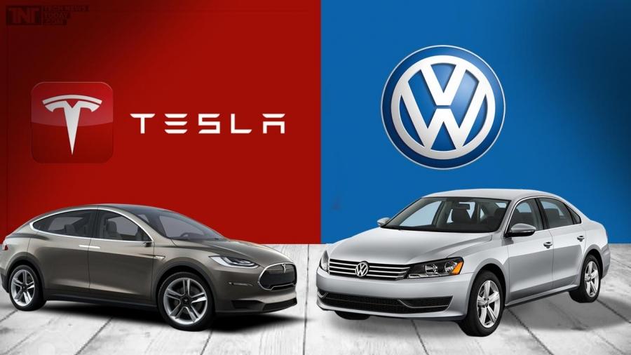 Μάχη VW – Tesla για την κινεζική αγορά ηλεκτροκίνητων αυτοκινήτων