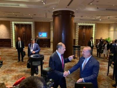 Συνάντηση Cavusoglu – Lavrov στην Ταϊλάνδη – Στο επίκεντρο διμερή και περιφερειακά θέματα
