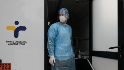 Kορωνοϊός: 297 νέα κρούσματα και ακόμα 17 θάνατοι – Στους 358 οι διασωληνωμένοι
