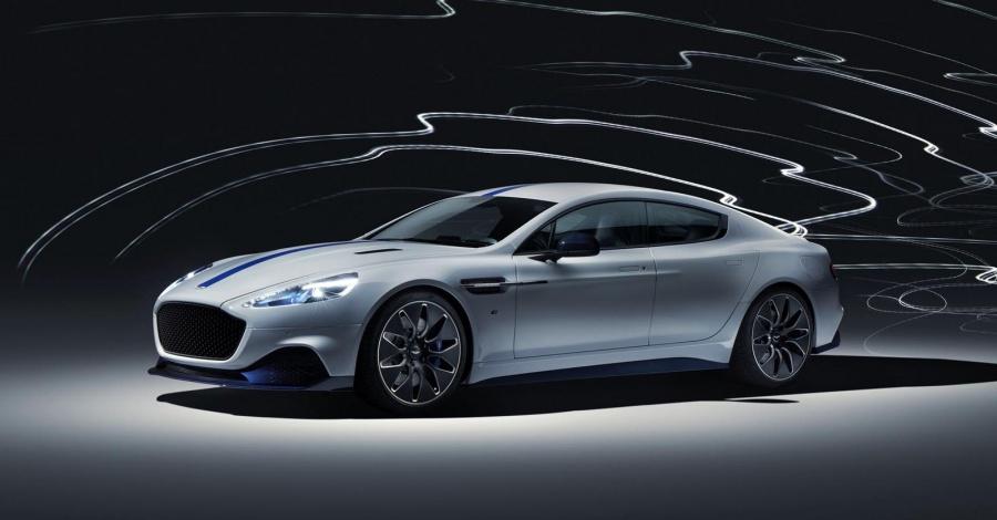 H Aston Martin Rapide E θα κατασκευαστεί μόλις 155 φορές