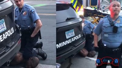 ΗΠΑ: Συνελήφθη ο αστυνομικός που πατούσε τον George Floyd στον λαιμό