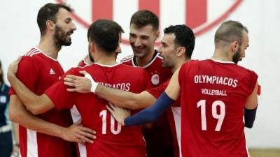 Ολυμπιακός - Μίλωνας 3-0: Άνετη… φιλική επικράτηση για τους «ερυθρόλευκους»