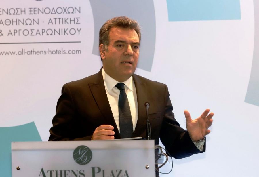 Λιαργκόβας: Οι άμεσοι φόροι έχουν ξεπεράσει τα όρια – Ιδιαίτερα αισιόδοξος ο στόχος για την ανάπτυξη