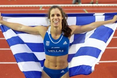 Στεφανίδη: Έμεινε εκτός της επιτροπής αθλητών της ΔΟΕ