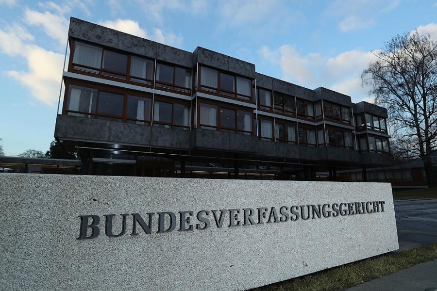Απέρριψε τις προσφυγές κατά του προγράμματος πανδημίας της ΕΚΤ, το Συνταγματικό Δικαστήριο της Γερμανίας