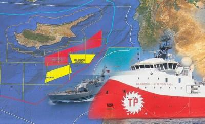 Κύπρος: Μονόδρομος η επιβολή κυρώσεων στην Τουρκία εφόσον συνεχίσει τις έκνομες ενέργειες σε ΑΟΖ και Αμμόχωστο