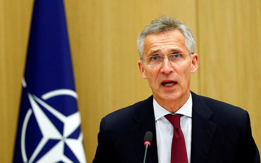 EE: Παρουσία Stoltenberg (ΝΑΤΟ) η σύνοδος των Επιτρόπων της Κομισίον