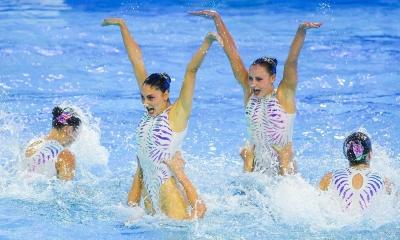 EOE: «Σε ξενοδοχείο εντατικής παρακολούθησης τα μέλη της ομάδας καλλιτεχνικής κολύμβησης»