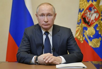 Putin (Ρωσία): Δεν είναι δυνατόν να ασκηθεί δίωξη για την υπόθεση Navalny