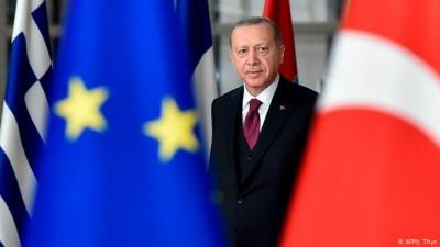 Φιάσκο η Σύνοδος Κορυφής της ΕΕ για τις κυρώσεις στην Τουρκία, θα αξιολογηθεί 25-26 Μαρτίου 2021 - Απορρίφθηκαν embargo όπλων και άμεσα μέτρα
