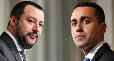 Ιταλία: Η 8η Ιουλίου η καλύτερη ημερομηνία για τη διεξαγωγή νέων εκλογών, συμφωνούν Λέγκα και Κίνημα 5 Αστέρων