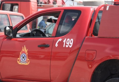 Πάρος: Υπό έλεγχο η πυρκαγιά, φόβος για αναζωπυρώσεις