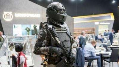 SOTNIK: Οι Ρώσοι στρατιώτες νέοι Iron Man του αύριο