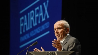DBRS Morningstar: Ισχυρή η οικονομική θέση της Fairfax - Κέρδη 1,3 δισ. δολ. το β' τρίμηνο 2021