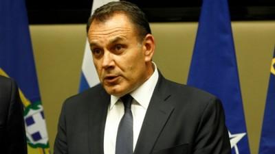 Παναγιωτόπουλος: Περαιτέρω ενίσχυση της μαχητικής ικανότητας και του αποτρεπτικού μηχανισμού των Ενόπλων Δυνάμεων