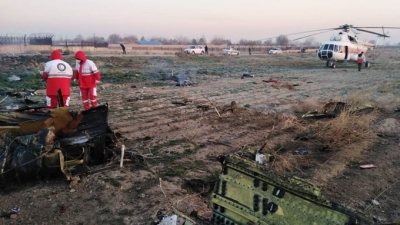 Ιράν: Κατηγορίες κατά 10 αξιωματούχων για την κατάρριψη του ουκρανικού αεροσκάφους το 2020