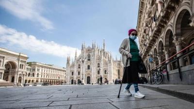 Προς νέο εθνικό lockdown η Ιταλία - Έντονη ανησυχία από τις νέες μολύνσεις