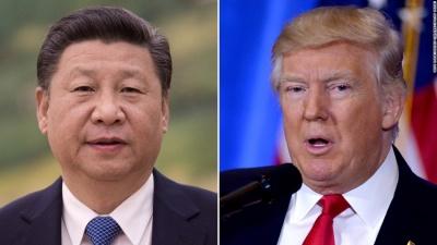 Trump: Η «Φάση Ι» της συμφωνίας με την Κίνα θα υπογραφεί στις 15 Ιανουαρίου στον Λευκό Οίκο
