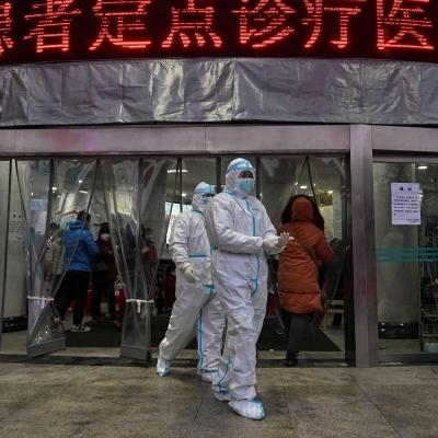 ΠΟΥ: Διεθνής ομάδα ειδικών στην Wuhan για την έρευνα αναφορικά με την προέλευση του κορωνοϊού