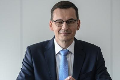 Πολωνία: Ανέλαβε καθήκοντα ο νέος πρωθυπουργός της χώρας Mateusz Morawiecki