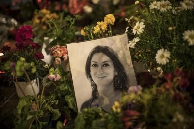 Οι δολοφονίες δημοσιογράφων που συγκλόνισαν την Ευρώπη - Απειλείται η ελευθερία του Τύπου