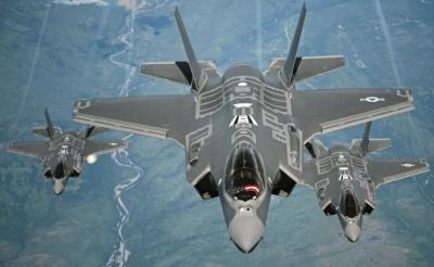 Haaertz: Προβληματισμός από το Ισραήλ για την πιθανή πώληση των F-35 στην Τουρκία από τις ΗΠΑ