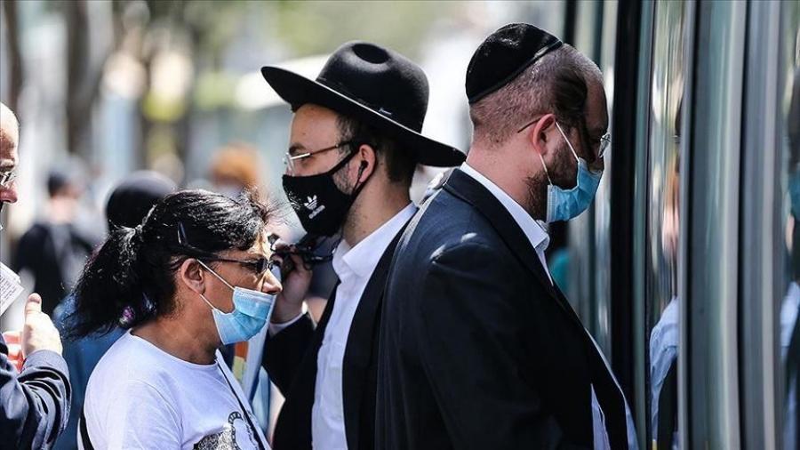 Ισραήλ: 2.435 νέα κρούσματα κορωνοϊού και 201 ασθενείς σε σοβαρή κατάσταση