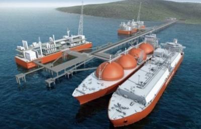 Μεγάλες εταιρίες στη «μάχη» για την προμήθεια της πλωτής μονάδας LNG Αλεξανδρούπολης