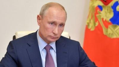 Putin: «Έκανα τη δεύτερη δόση του εμβολίου κατά του κορωνοϊού - Ελπίζω να πάνε όλα καλά»