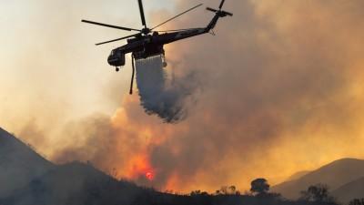 Καλιφόρνια (ΗΠΑ): Η πύρινη λαίλαπα έκανε στάχτη τους περίφημους αμπελώνες της κοιλάδας Νάπα