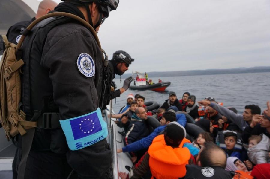 Υπουργείο Μετανάστευσης: Αίτημα στη Frontex για επιστροφή 1.908 παράνομων οικονομικών μεταναστών στην Τουρκία